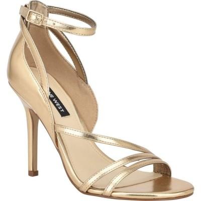 ナインウエスト NINE WEST レディース サンダル・ミュール シューズ・靴 Ivyan Sandal Gold