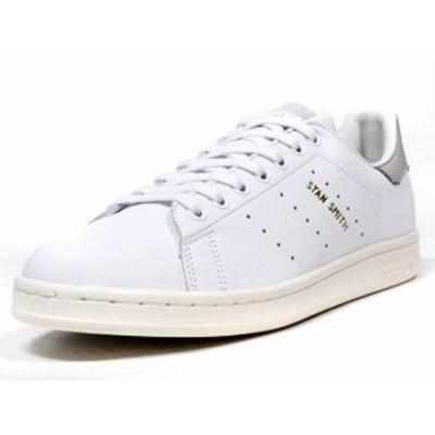 adidas STAN SMITH WHT/GRY (S75075)