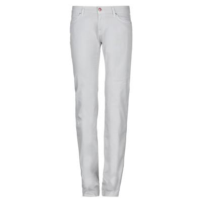 ロイ ロジャース ROŸ ROGER'S パンツ ライトグレー 31 コットン 98% / ポリウレタン 2% パンツ