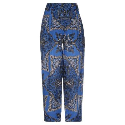 GOLD CASE パンツ ブルー 40 コットン 100% パンツ