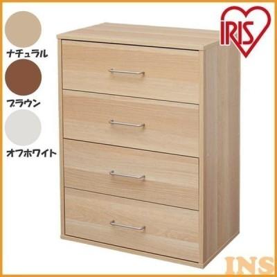 チェスト 木製 おしゃれ たんす 北欧 収納ボックス 棚 4段 衣装ケース Collanシリーズ CCT-9060 アイリスオーヤマ