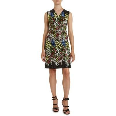 ジャンバティスタ ヴァリ レディース ワンピース トップス Sleeveless Multi-Print Dress