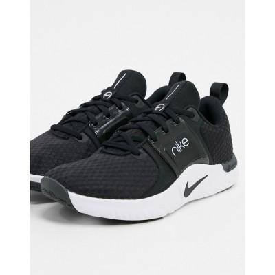 ナイキ Nike Training レディース スニーカー シューズ・靴 Renew Trainers ブラック