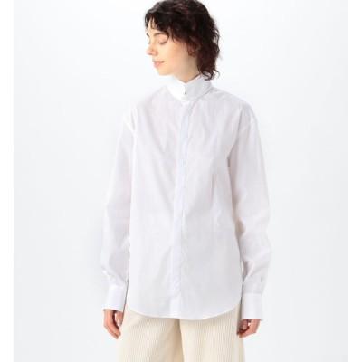 【トゥモローランド/TOMORROWLAND】 BOURRIENNE コットンシャツ