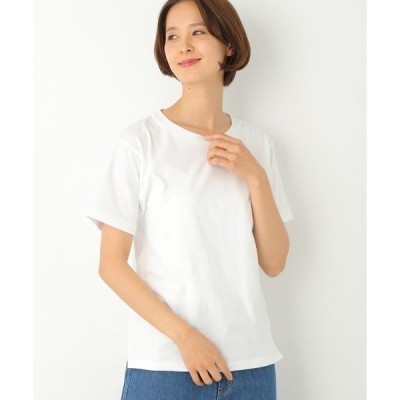 tシャツ Tシャツ ベーシックコットンクルーTシャツ 857123