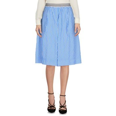 デパートメント 5 DEPARTMENT 5 ひざ丈スカート アジュールブルー 25 80% ナイロン 20% ポリエステル ひざ丈スカート