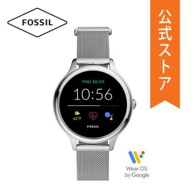 30%OFF フォッシル スマートウォッチ タッチスクリーン レディース FOSSIL 腕時計 FTW6071 GEN 5E SMARTWATCH 公式 2年 保証