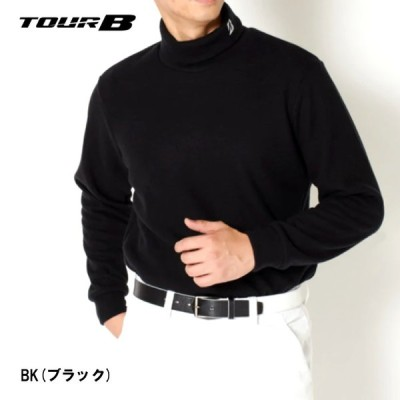 2020 F/W BRIDGESTONE ブリヂストン TOUR B 長袖タートルネックシャツ【メンズ】SGM30F 10060470