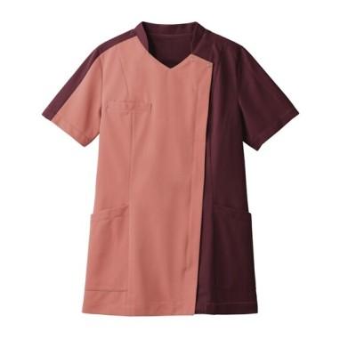 MONTBLANC 73-2232 スクラブ(半袖)(女性用) ナースウェア・白衣・介護ウェア