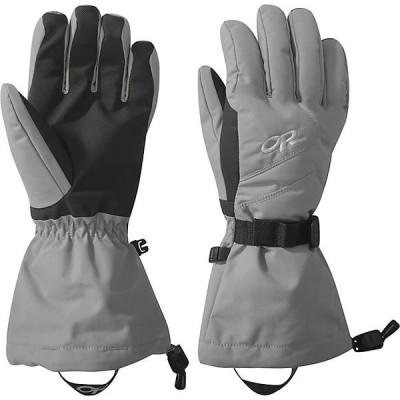 アウトドアリサーチ 手袋 レディース アクセサリー Outdoor Research Women's Adrenaline Gloves Light Pewter