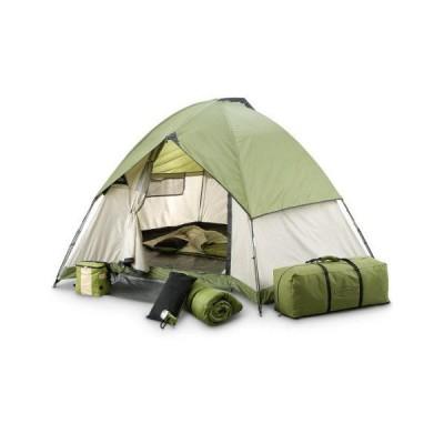 Northpole(ノースポール)キャンピングコンボ 4人用テントセット