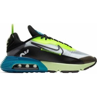 ナイキ メンズ スニーカー シューズ Nike Men's Air Max 2090 Shoes Wht/Blk/Volt/Blue Force