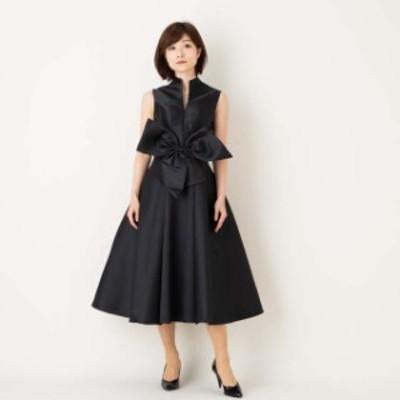 イブニングドレス パーティードレス ノースリーブ ロング 結婚式 二次会 お呼ばれ 発表会 演奏会  韓国黒Sサイズ