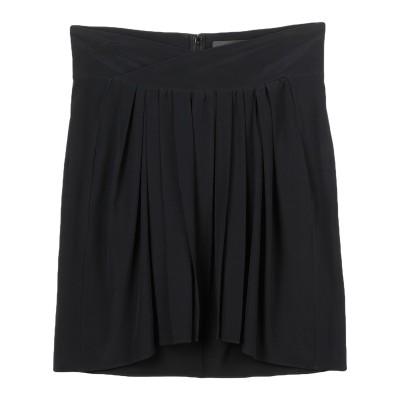 イザベル マラン ISABEL MARANT ミニスカート ブラック 36 シルク 91% / ポリウレタン 9% ミニスカート