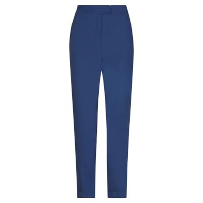 ALESSANDRO LEGORA パンツ ブルー 50 レーヨン 45% / ナイロン 30% / ポリエステル 20% / ポリウレタン 5%