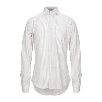 ブライアン デールズ BRIAN DALES シャツ サンド 42 コットン 100% シャツ