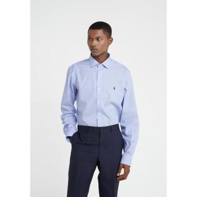 ラルフローレン シャツ メンズ トップス EASYCARE STRETCH ICONS - Formal shirt - light blue/ white