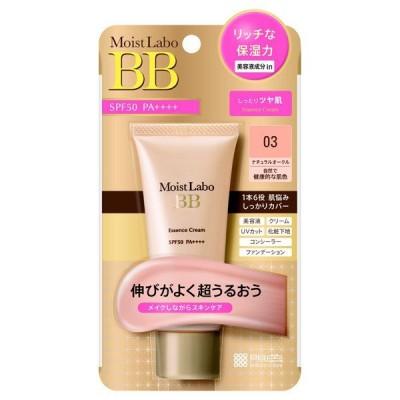 明色化粧品 モイストラボ BBエッセンスクリーム(ナチュラルオークル) BBクリーム