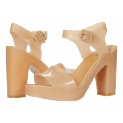 Melissa Shoes メリッサシューズ レディース 女性用 シューズ 靴 ヒール Mar Heel Beige Marzipan【送料無料】
