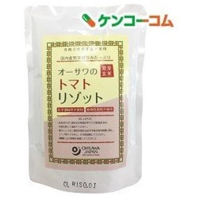 オーサワの発芽玄米トマトリゾット ( 200g )/ オーサワ