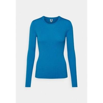 アーケット ニット&セーター レディース アウター Jumper - blue/turquoise