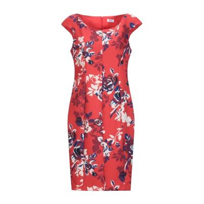 リュー ジョー LIU •JO ミニワンピース&ドレス レッド 38 ポリエステル 91% / ポリウレタン 9% ミニワンピース&ドレス