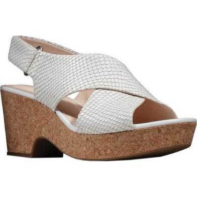 クラークス レディース サンダル シューズ Maritsa Lara Platform Sandal
