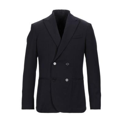 SKILL_OFFICINE テーラードジャケット ダークブルー 1 レーヨン 60% / ポリエステル 40% テーラードジャケット