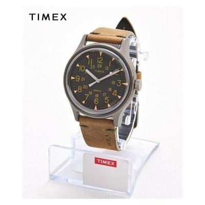 腕時計 メンズ TIMEX タイメックス MK1 スチール 40mm TW2R97000 ニッセン