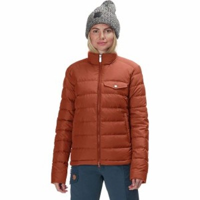 フェールラーベン レディース ジャケット・ブルゾン アウター Greenland Down Liner Jacket Autumn Leaf