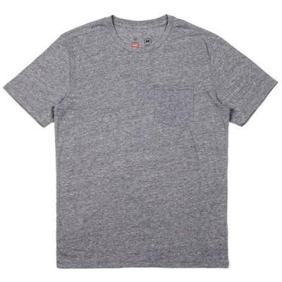 ブリクストン メンズ Tシャツ トップス Brixton Basic Pocket T-Shirt