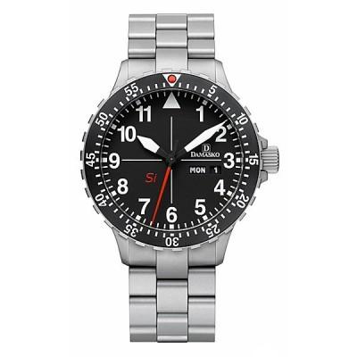 ダマスコ DAMASKO DK10B 機械式(自動巻き)腕時計