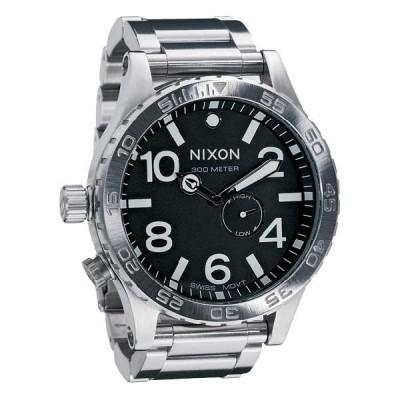 NIXON ニクソン a057000 THE 51-30 TIDE Black メンズ ニクソン タイド 時計