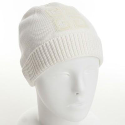 【新品】 ジバンシー GIVENCHY レディース- 帽子類 BGZ011 G02C 105 ホワイト系 bos-05 warm-02 レディース