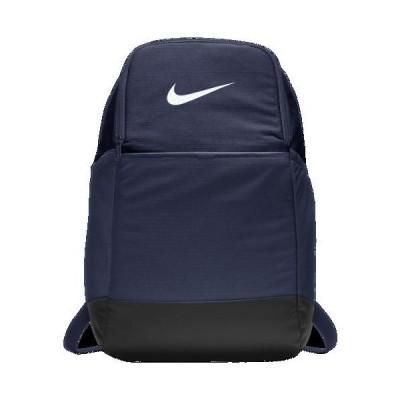 (取寄)ナイキ  ブラジリア ミディアム バックパック リュック バッグ Nike  Brasilia Medium Backpack Midnight Navy 送料無料