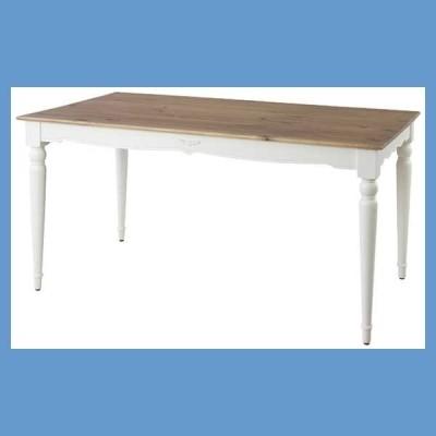 『大型S』ビッキーダイニングテーブル(150cm)
