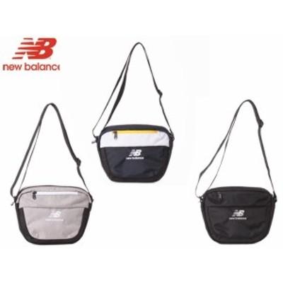 【NEW BALANCE】 ニューバランス 抗菌ポケット装備モデル Mini Shoulder Bag JABL1680 rowa12