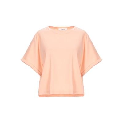 ジャッカ JUCCA T シャツ サーモンピンク M コットン 100% T シャツ