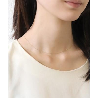 florist / 【7種展開】ノンチャームデザインチェーンネックレス WOMEN アクセサリー > ネックレス
