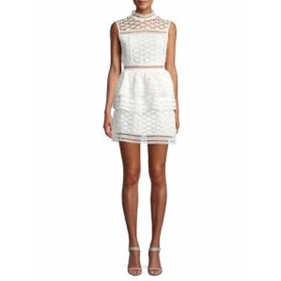レンビー レディース ワンピース Tiered Lace Dress
