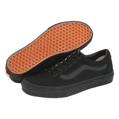 バンズ スニーカー レディース Old Skool Core Classics Black/Black