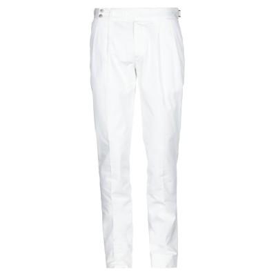 GTA IL PANTALONE パンツ ホワイト 44 コットン 98% / ポリウレタン 2% パンツ
