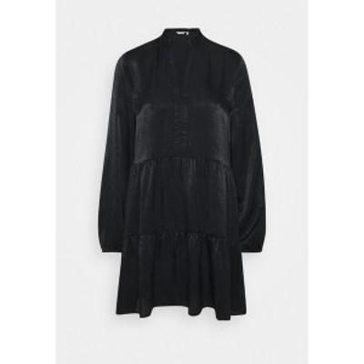 ビーヤング レディース ワンピース トップス GOYA TUNIC  - Day dress - black black