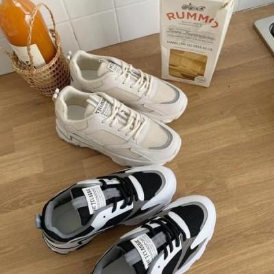 picknfit レディース スニーカー Jaming Hitder Classic Ugly Shoes