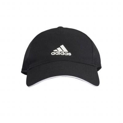 アディダス キャップ BBCAP4ATA.R. FK0877 帽子 : ブラック×ホワイト adidas