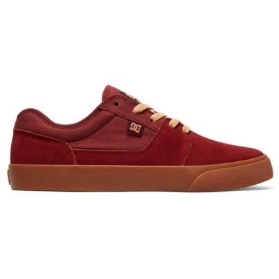 カジュアルシューズ ディーシーシューズ DC Shoes Tonik Shoes 302905 DARK RED