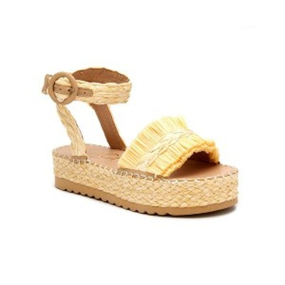 マチス レディース サンダル シューズ Beach By Women's Seashore Platform Sandal Natural