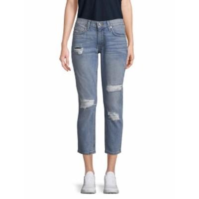 10 クロスビーデニム レディース パンツ デニム Mila Cotton Slim Jeans