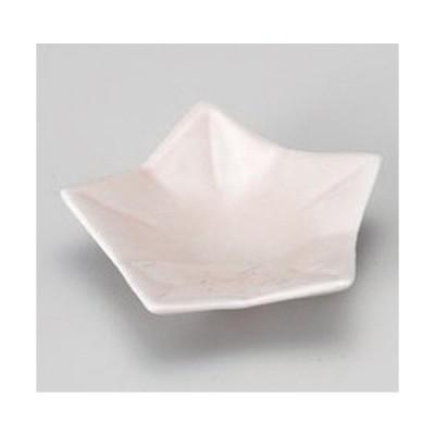 ☆ 珍味 ☆ブーケ (ピンク) バターンレスト [ 6.5 x 6.5 x 2cm 32g ] 【 料亭 旅館 和食器 飲食店 業務用 】