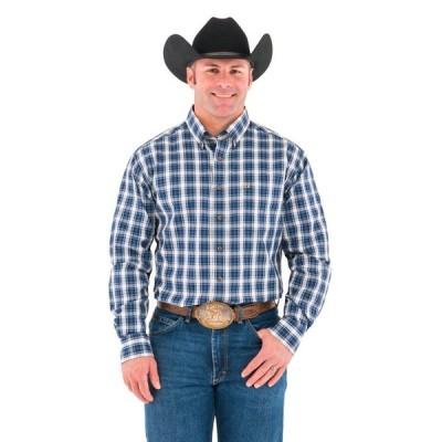 ウエスタン カウボーイ カジュアルシャツ トップス 海外有名ブランド Noble Outfitters Work Shirt メンズ 長袖 Traditions Plaid 11005